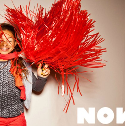 Fashion Design for the NONO Girls Collection AW2013