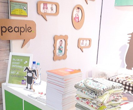 Complete Branding & Collection Design for Organic Baby Brand PEAPLE