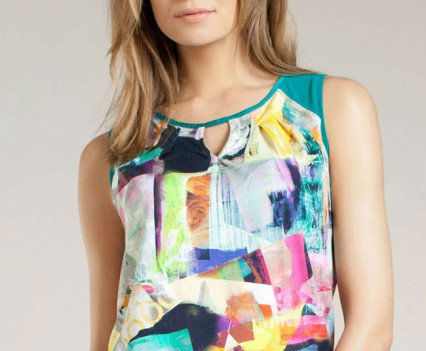 Women's Fashion Design for Expresso Miami Summer 2014 Collection