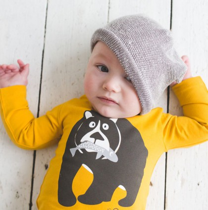 Baby Collection Fashion Design for nOeser Winter 2015