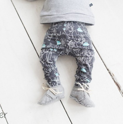 Baby Collection Fashion Design for nOeser Winter 2016