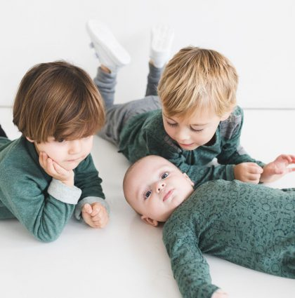 Baby & Kids Collection Fashion Design For nOeser Winter 2017